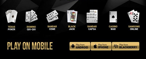 Download Game Domino Qiu Qiu untuk Blackberry