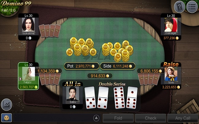 Download Game Domino Qiu Qiu